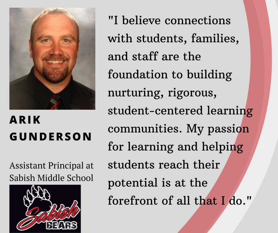 Quote from Arik Gunderson - found in news release