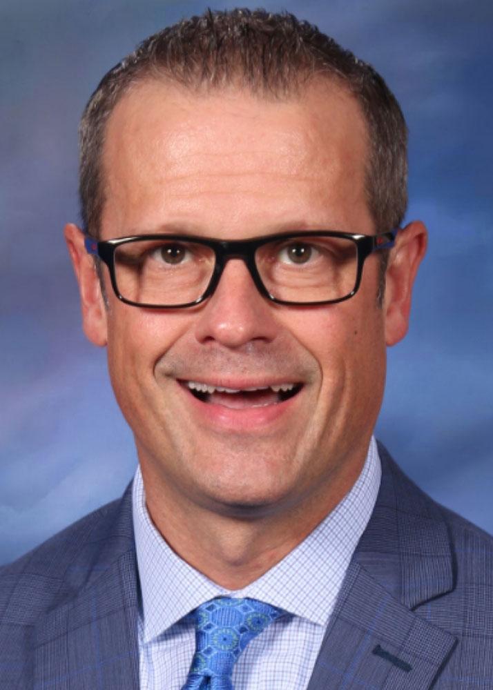 Portrait of Dr. Jeffrey Fleig