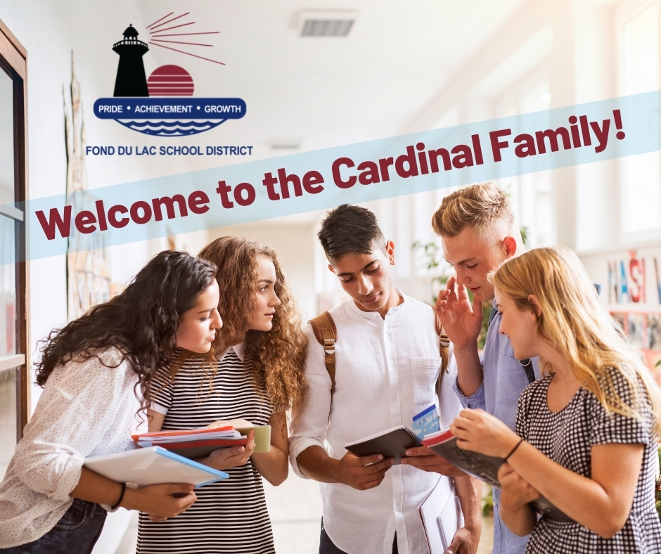 Welcome to the Cardinal Family!