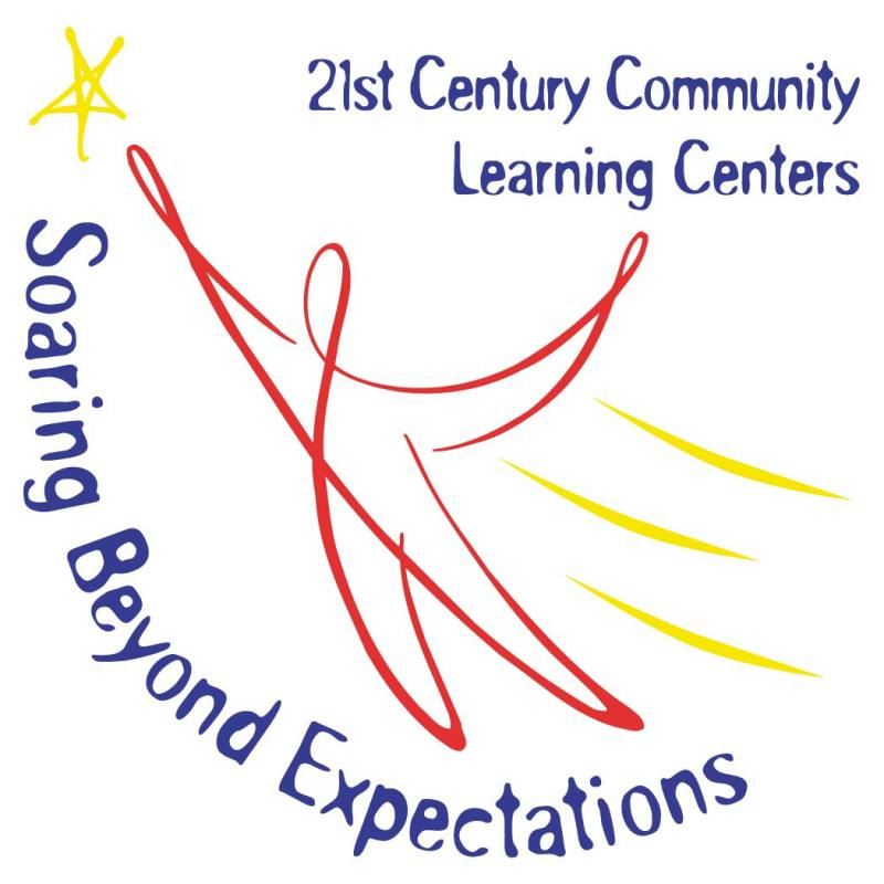 21st Century Community Learning Centers logo Soaring Beyond Expectations