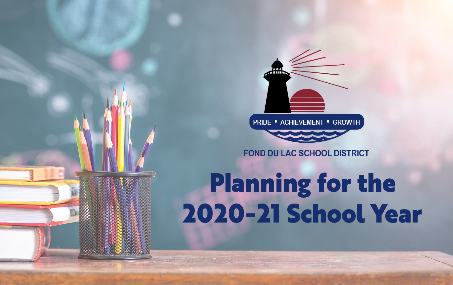 Planning for the 2020-21 School Year