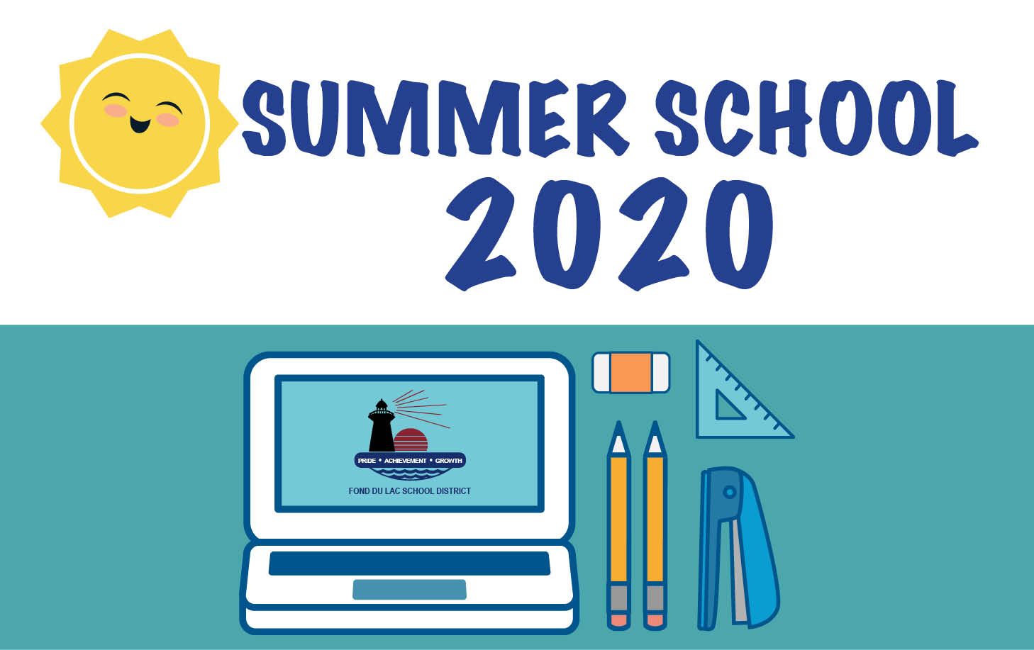 Summer School 2020 graphic