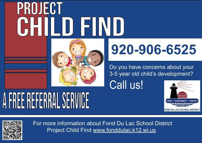 Child Find 2021