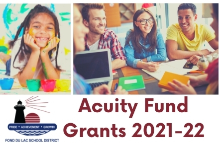 Acuity Fund Grants