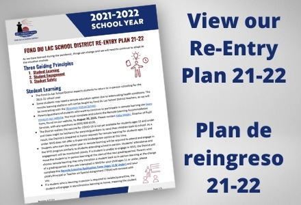 View our Re-Entry Plan 21-22