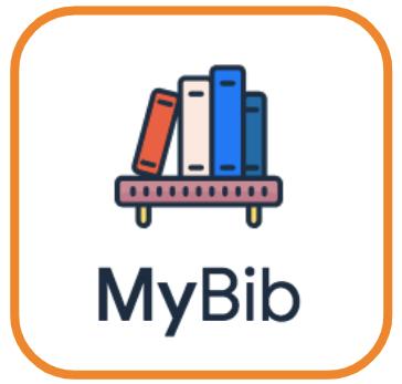 MyBib logo
