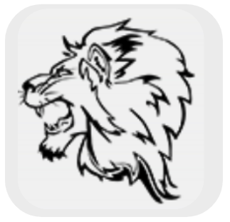 Lincoln Lion logo