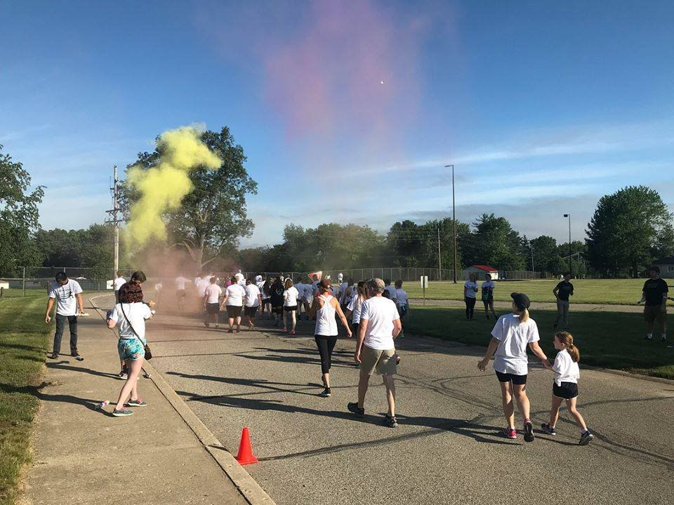 Color Run Picture