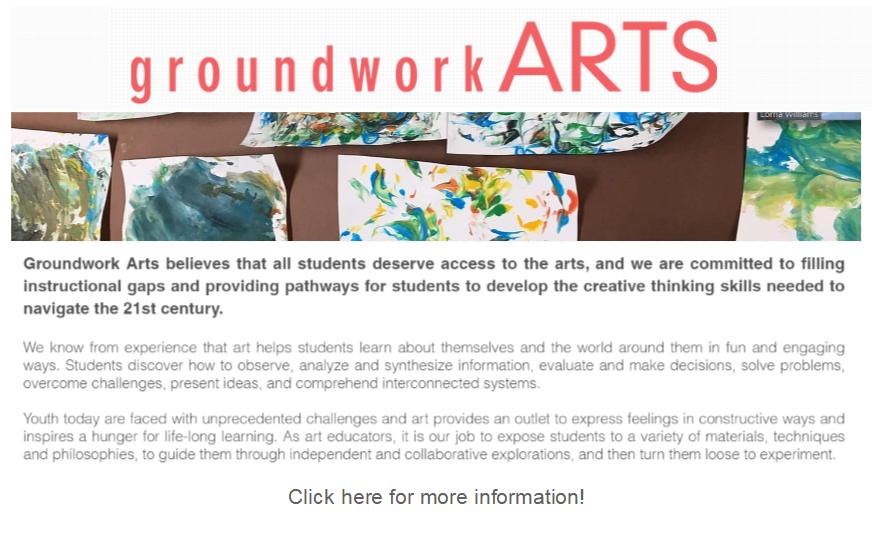 arts program online