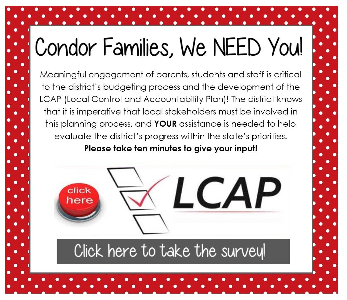 LCAP Survey