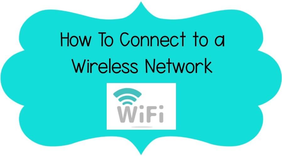 Wifi Instructions