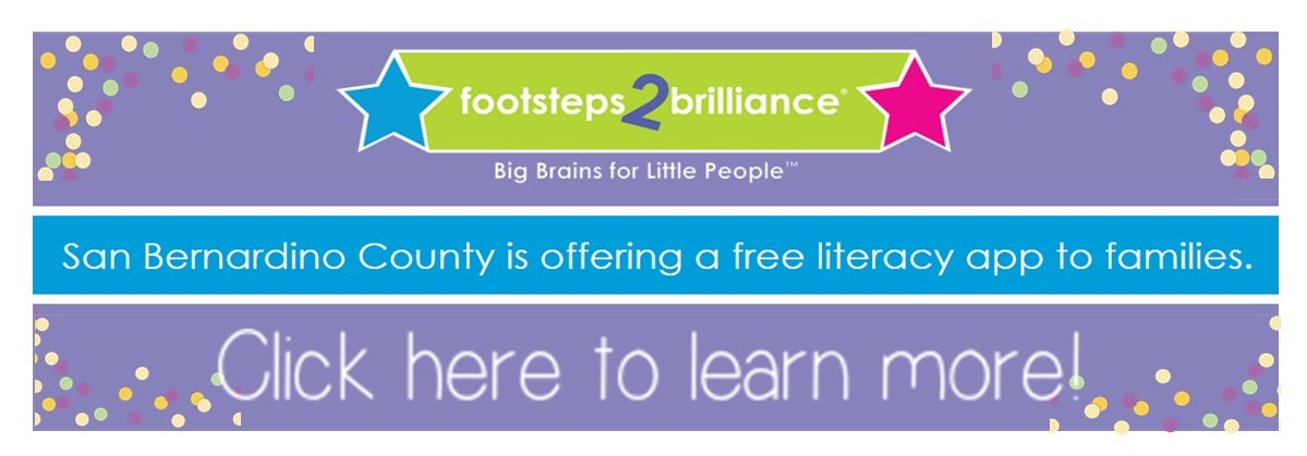 Footsteps to Brilliance Program LInk