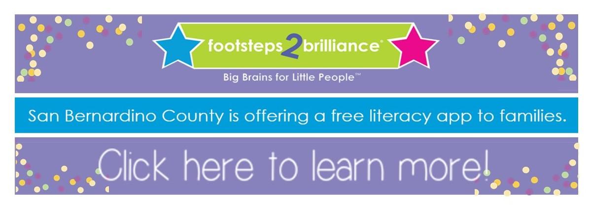 Footsteps to Brilliance Program LInk