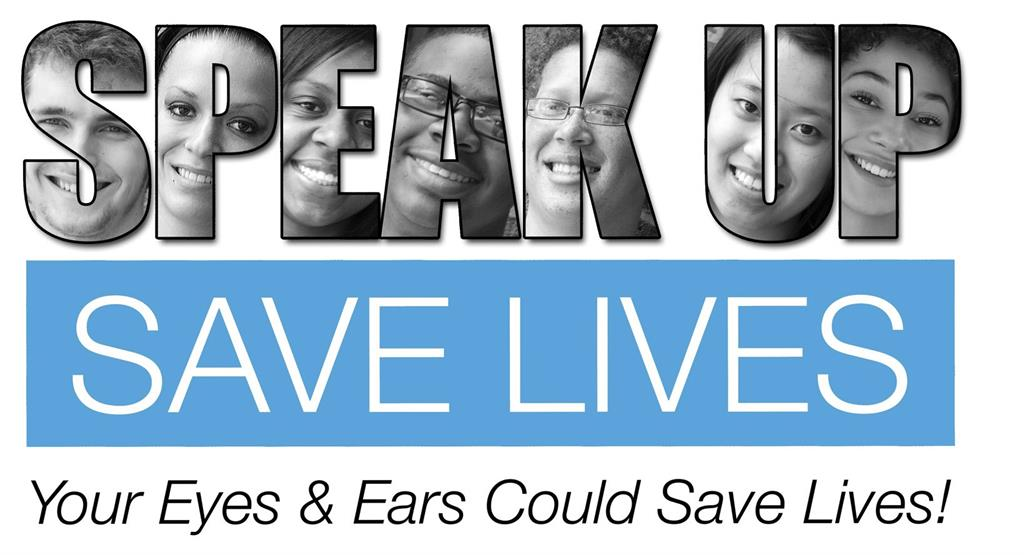 Speak Up Save Lives
