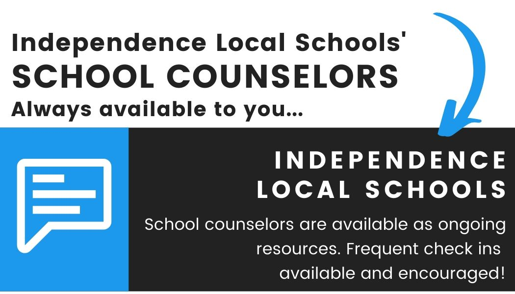 School Counselor Contacts