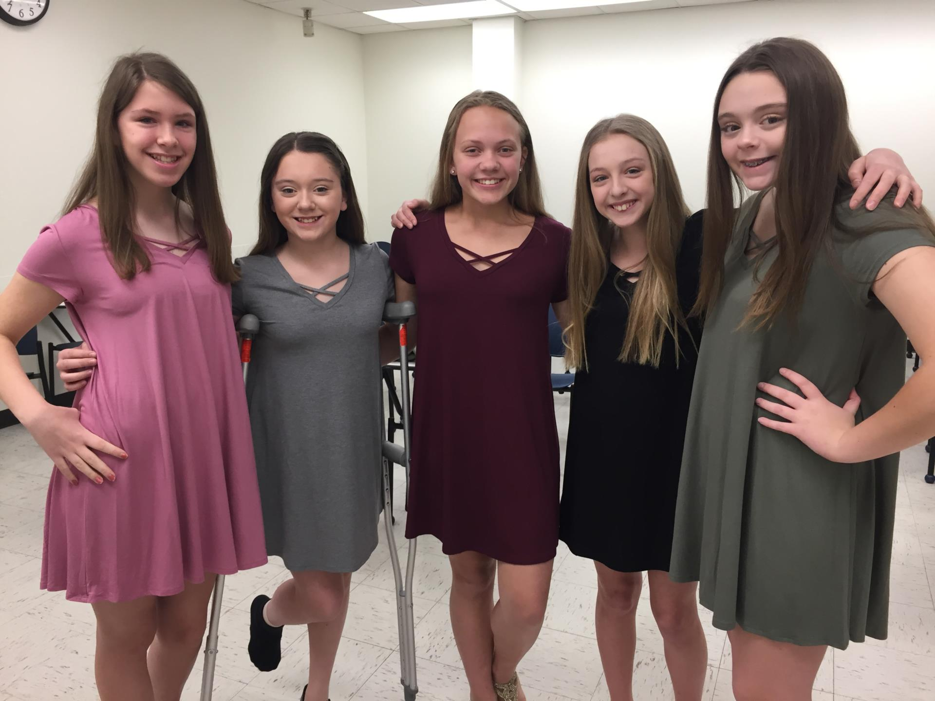 Independence Middle School Musicians Shine at OMEA Competitions