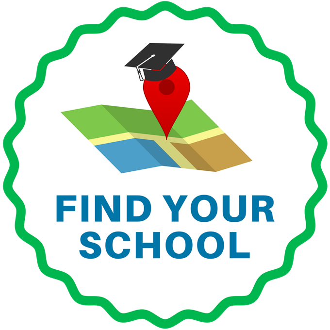 Find Your School link