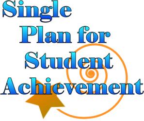 Single Plan for Student Achievement heading