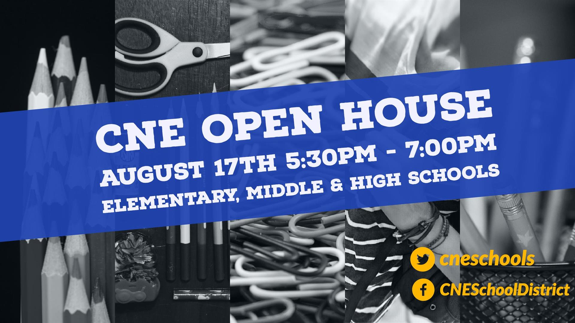 CNE Open House