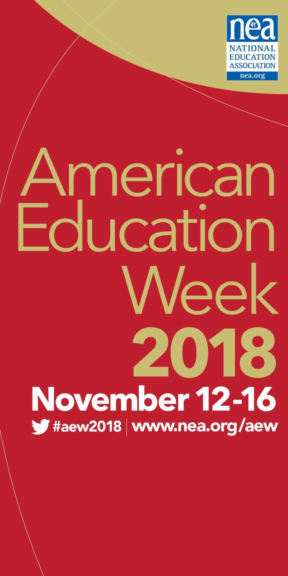 American Education Week 2018