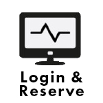 ML Scheduler - Login & Reserve Button