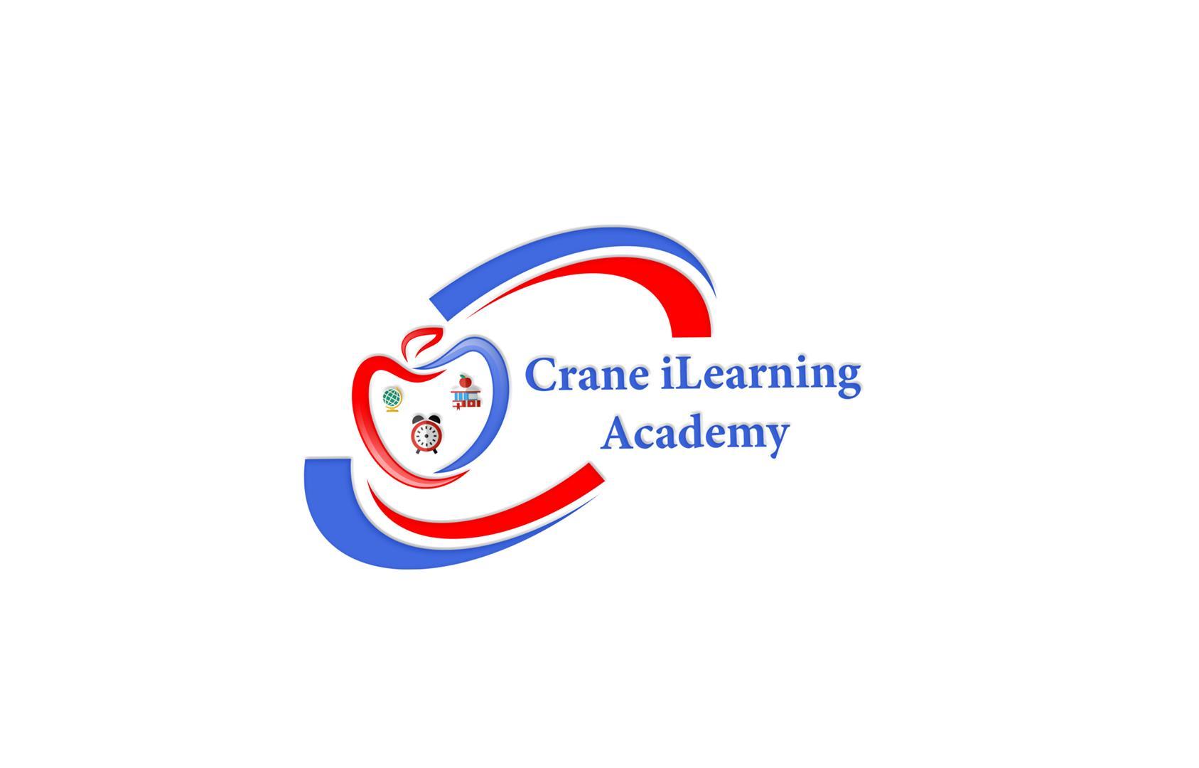 Crane iLearning Academy Logo