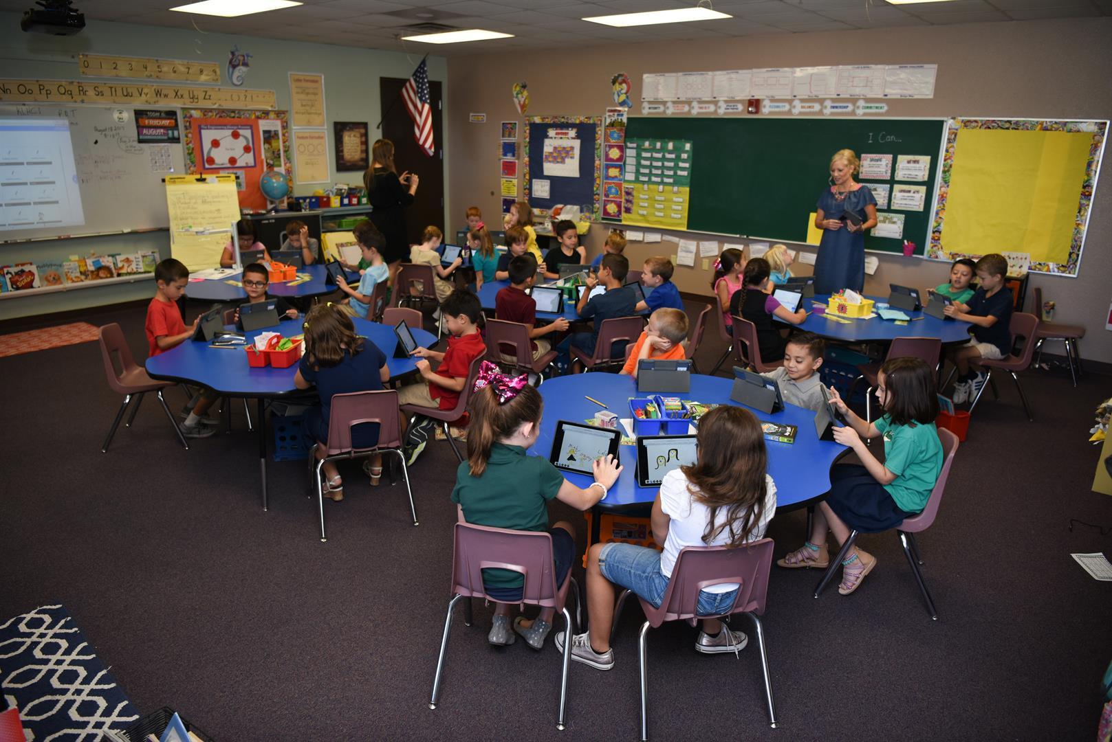 Gowan Classroom