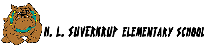 HLS Bulldog Logo & Link