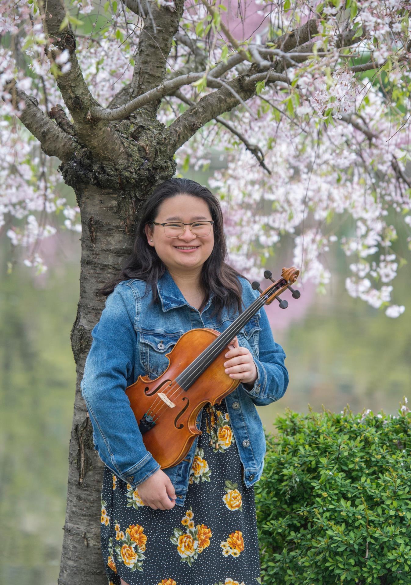 Senior Soloist Katrina Palmer