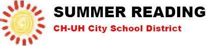CHUH Summer Reading List