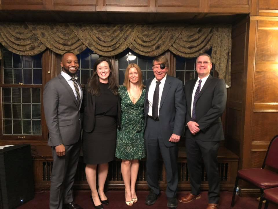 2019 Euclid Public Schools Distinguished Alumni
