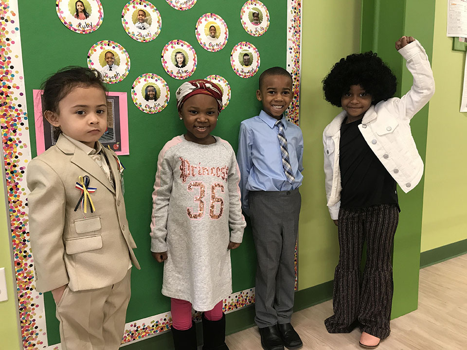 Black History Month at ELV