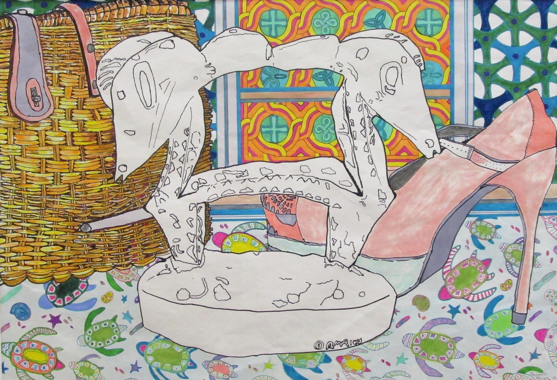 Rolland Miller artwork