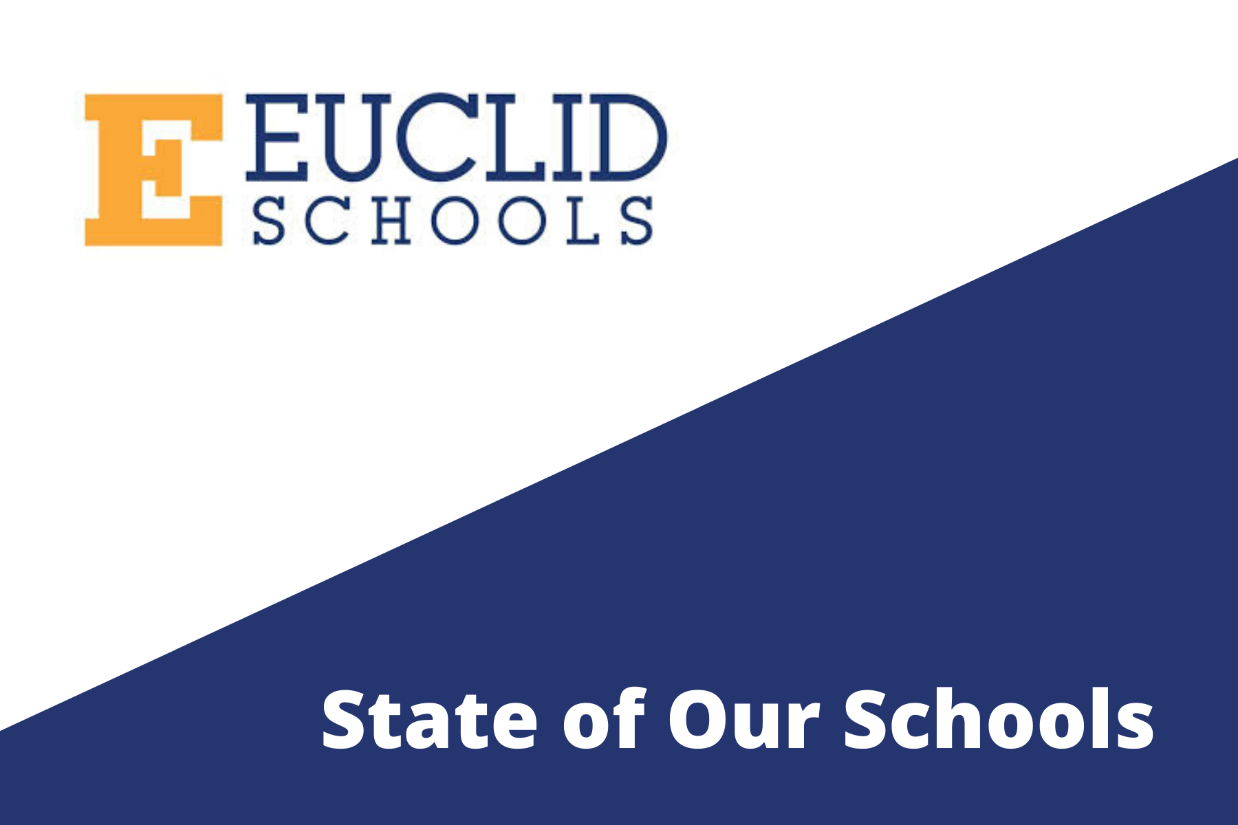 State of Our Schools logo