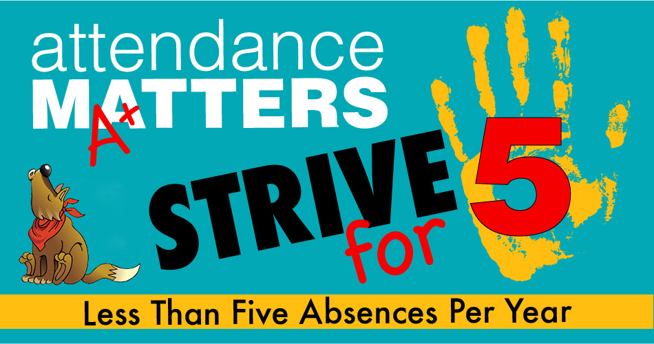 Attendance = Success, click here for resources