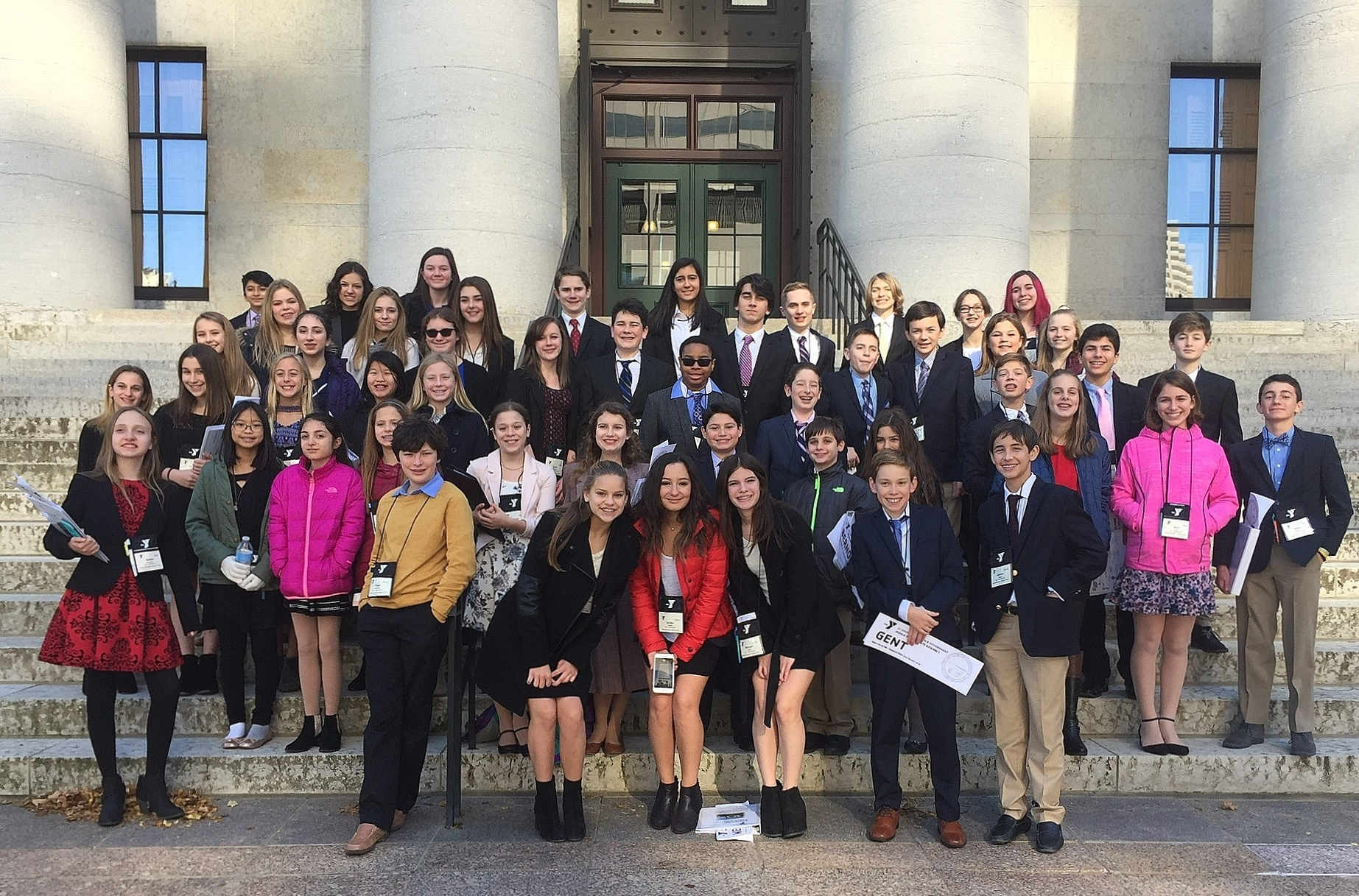 BMS Youth in Government Team