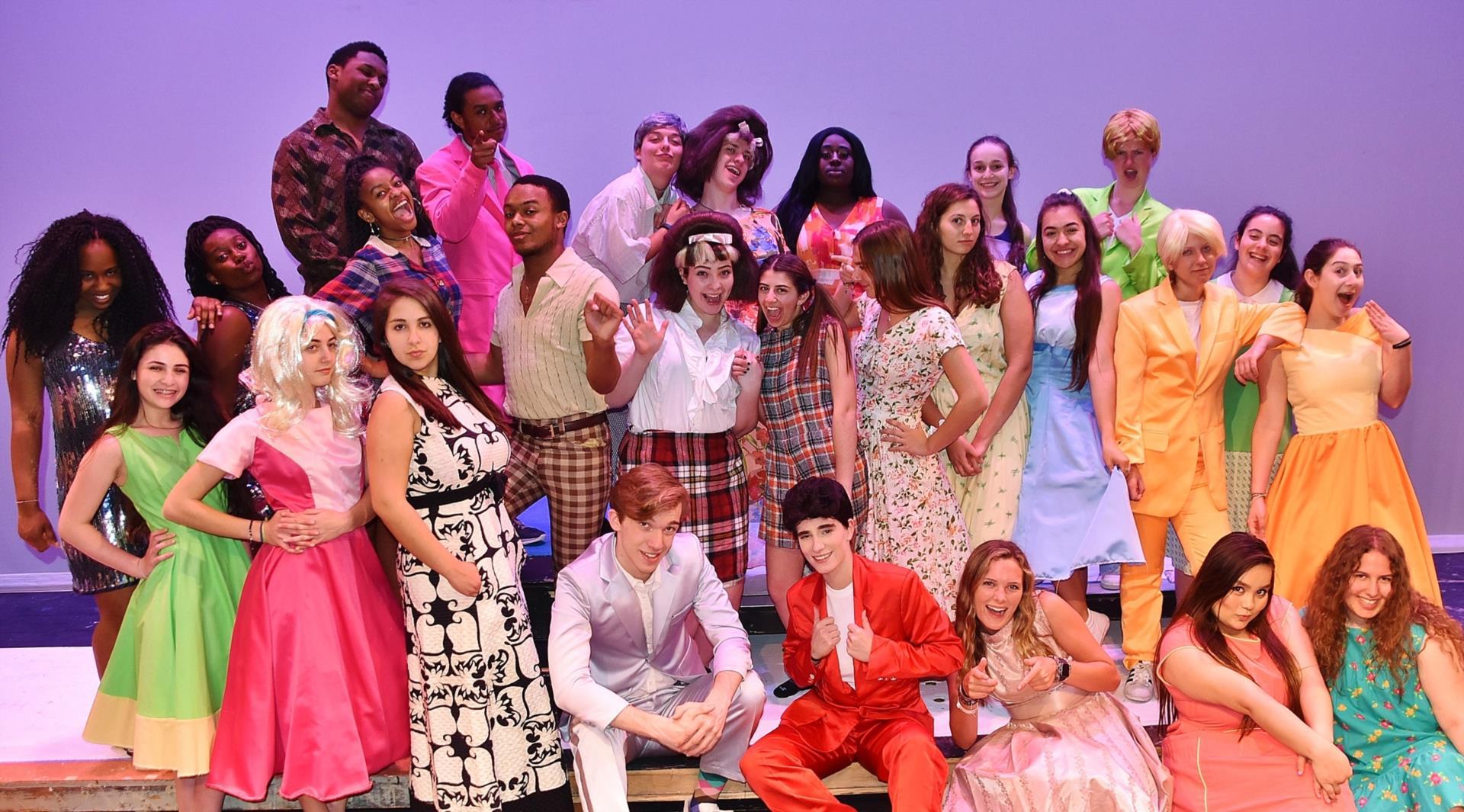 Cast of OHS' Hairspray