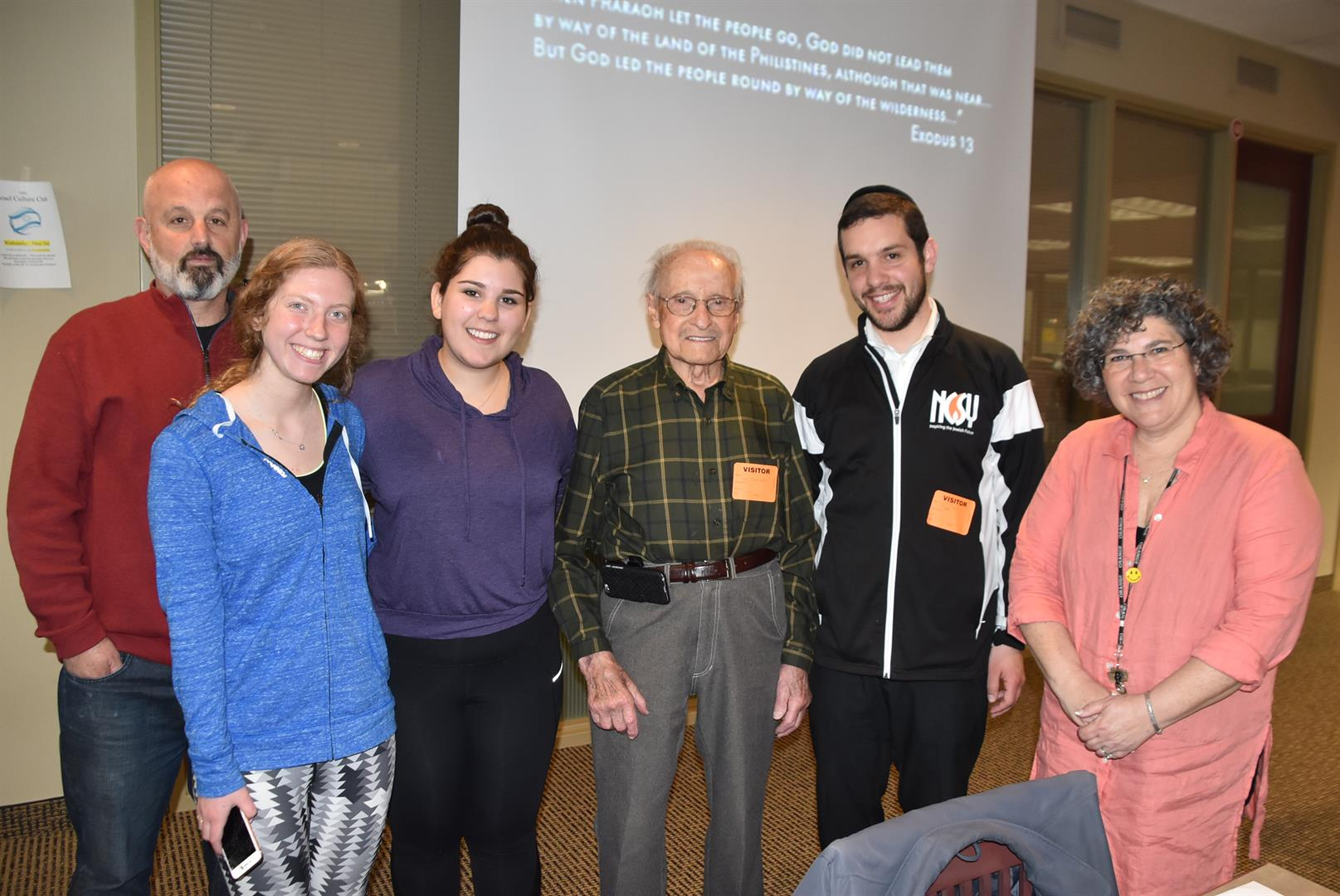 Holocaust Survivor Speaks at OHS
