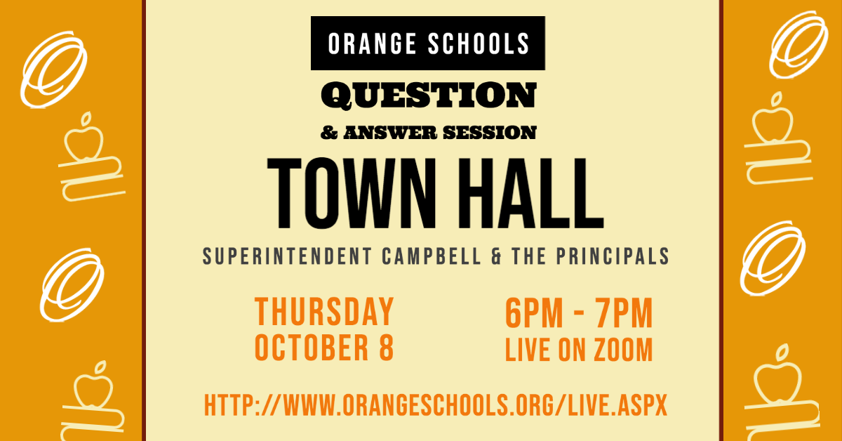Flyer: Q and A with Dr. Campbell, October 8 at 6pm