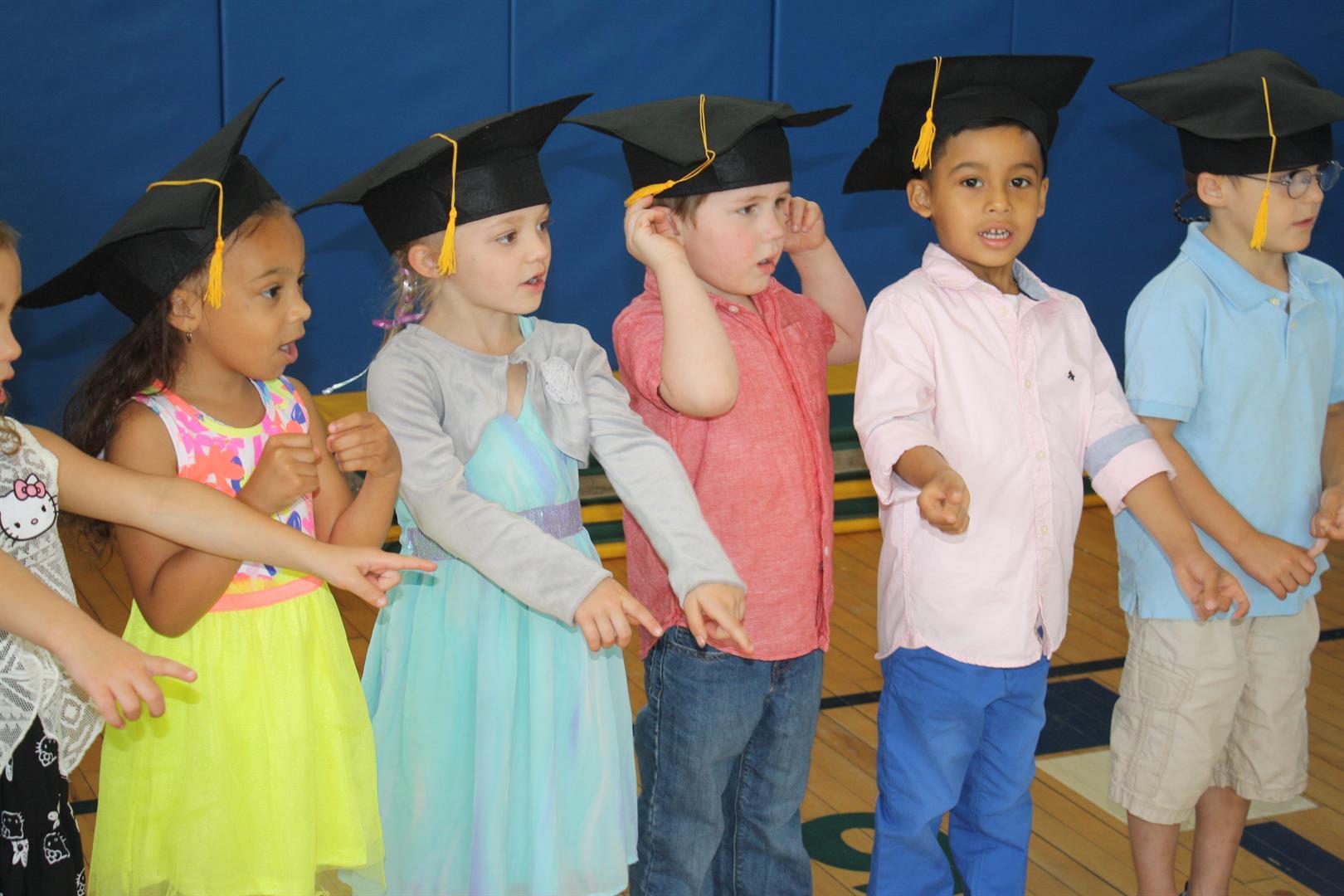 Pre-K Graduation