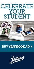 Yearbook ad.