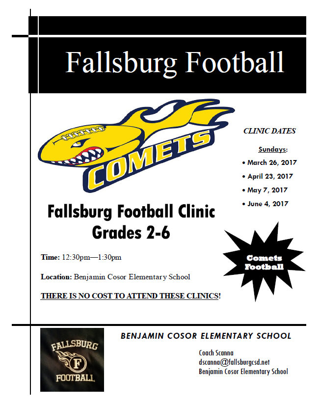 Football Clinics