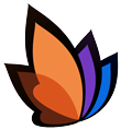 Flower looking icon the Illumiante link