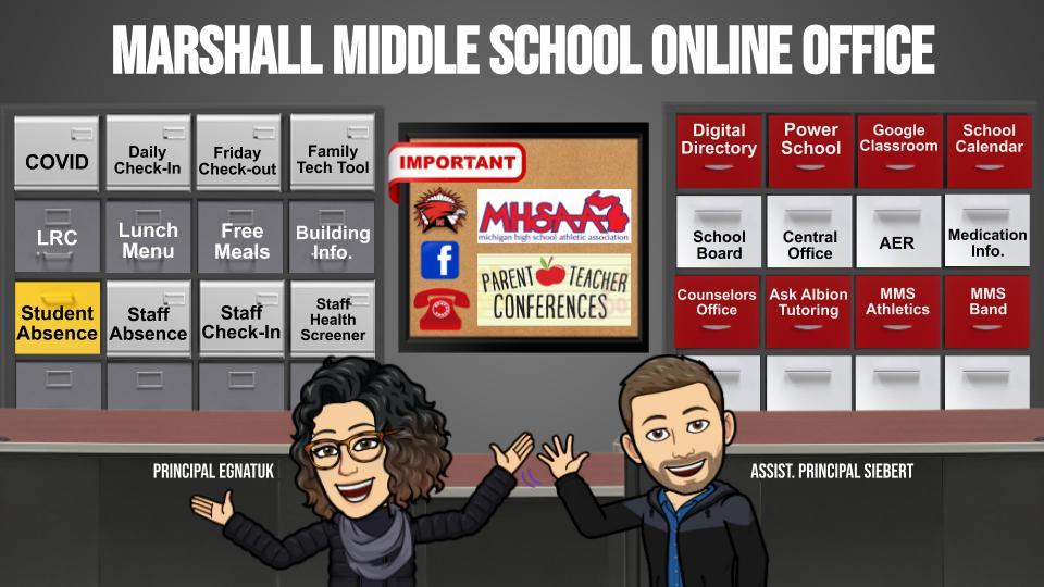 MMS Online Office