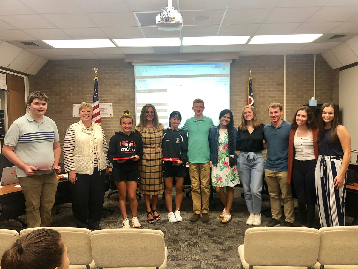 2019 National Merit Finalists and Commended Students