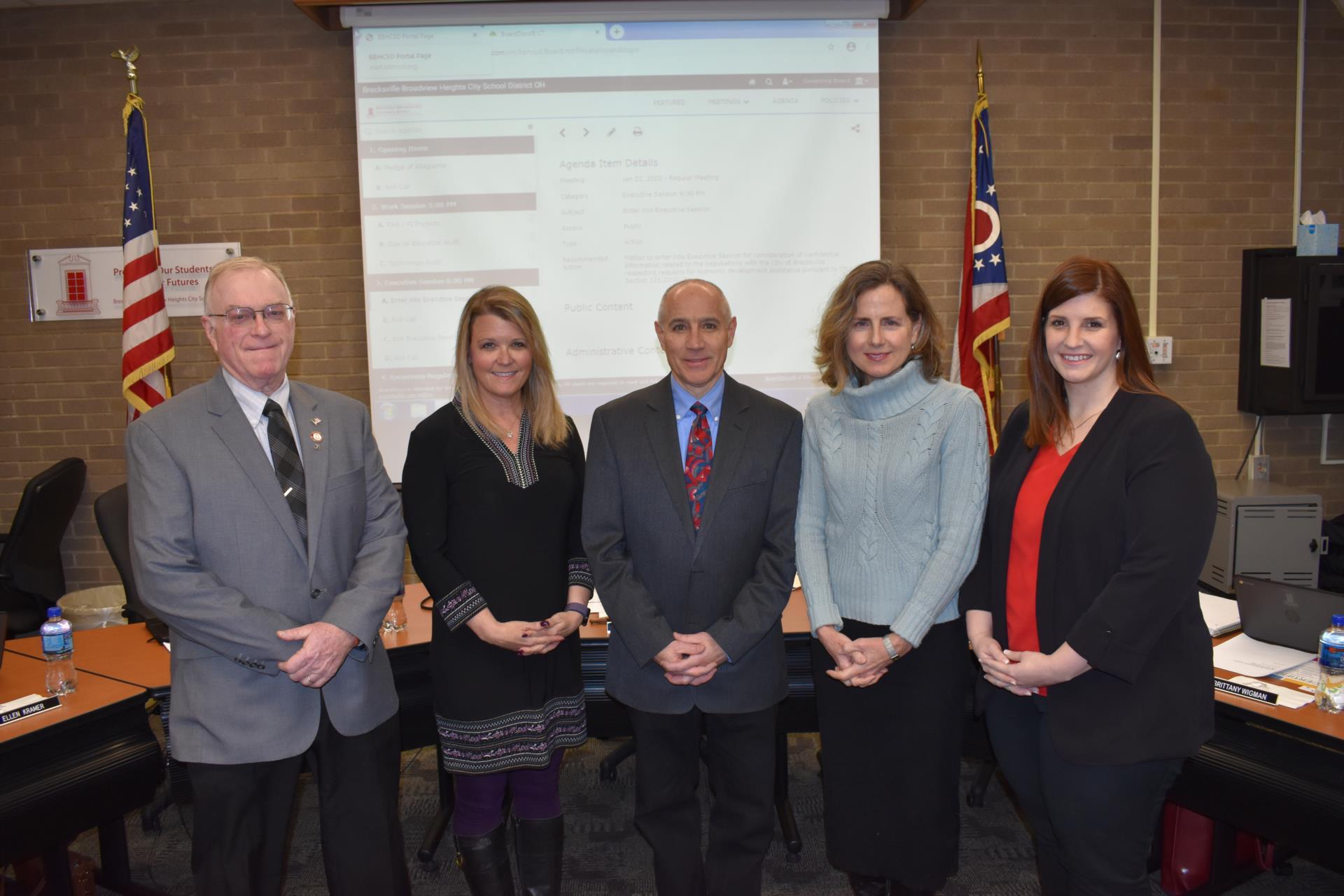 2020 BBHCSD Board of Education