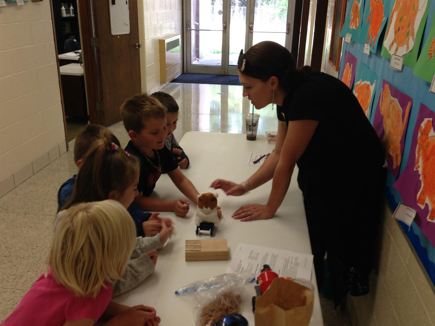Science Discovery Zone Day Experiment