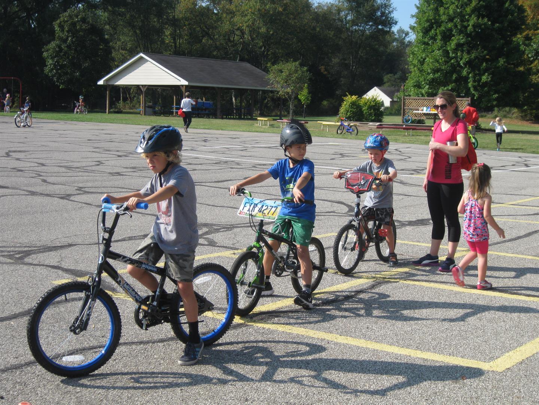 Chippewa PSO Bike Rodeo
