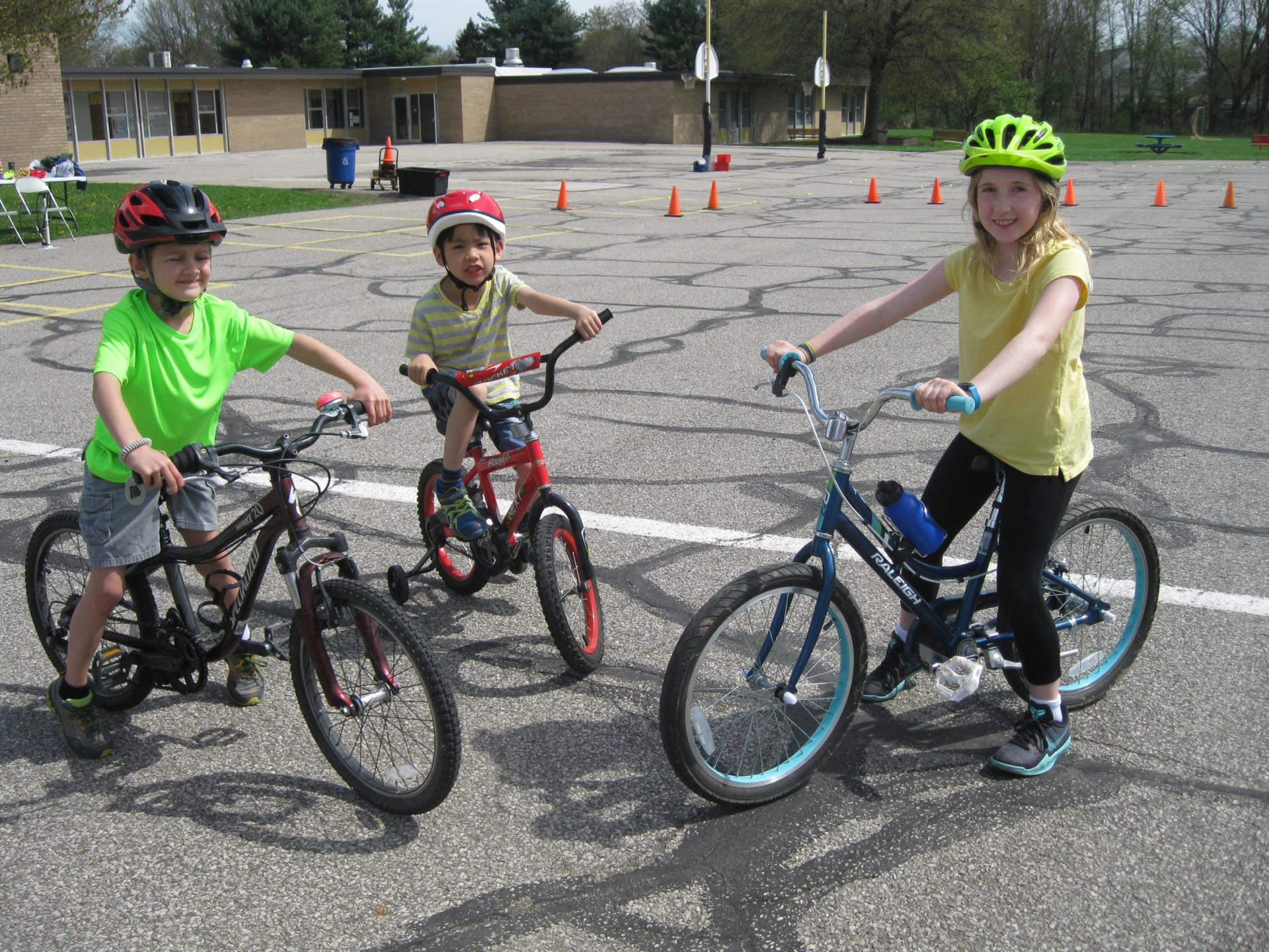 Chippewa Bike Rodeo
