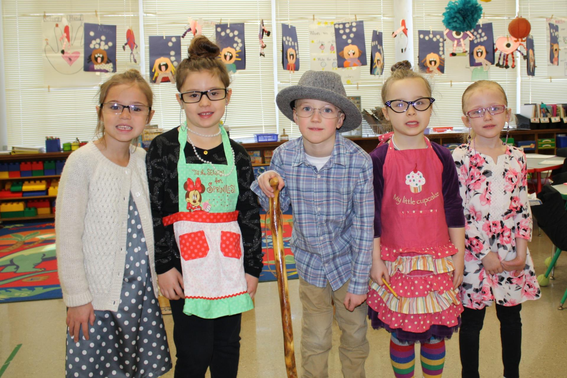 100th Day of School at Chippewa